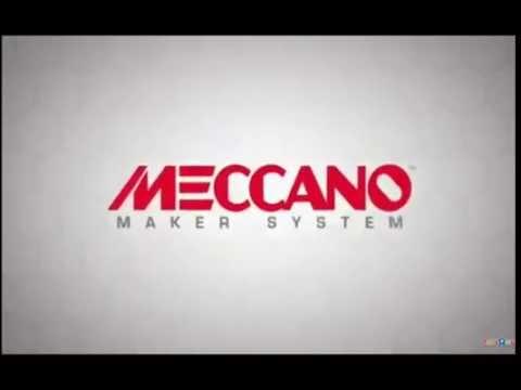 Vidéo Pub TV Jouet MECCANO - Damien Hartmann