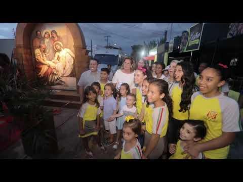 Várzea Grande exalta vida e ressureição de Jesus Cristo
