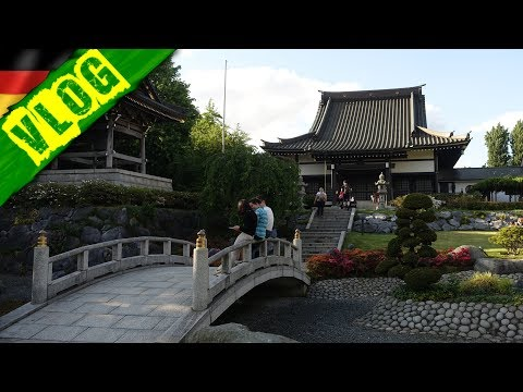 LIFE IN GERMANY | Exploring Vlog | Japantag 2017 - Japanese Culture In Düsseldorf | VlogDave