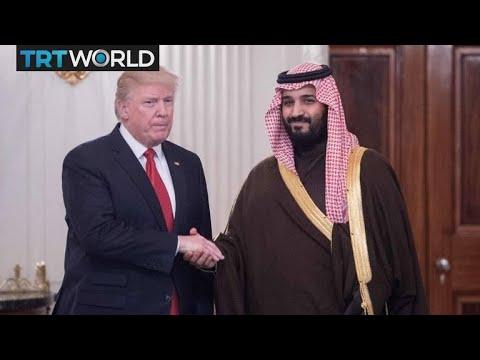 Mohammad bin Salman meets Trump, Sarkozy's alleged Gaddafi deal, and Australia's Cambodia critic