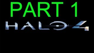 Halo 4 - Halo 4 walkthrough part 1 no commentary HD Gameplay single player campaign