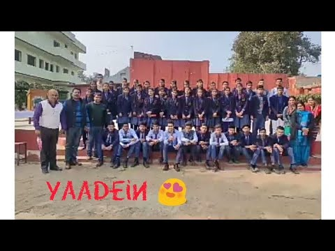 Friends_forever | yaadein | class 10th | woodland academy l 2019-2020 ?