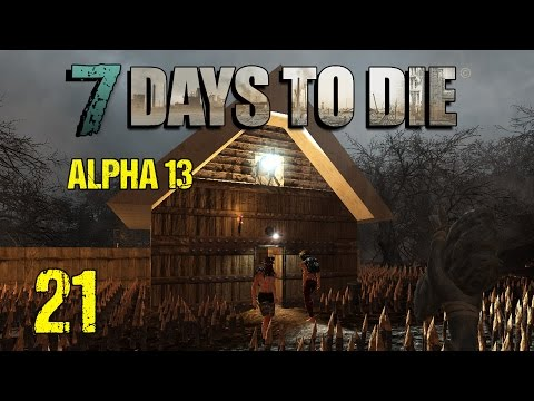 7 Days to Die #21 Der Scheinwerfer [German Lp|Deutsches Lp]