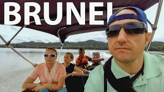 Brunei Travel: Gadong Night Market and Crocodiles