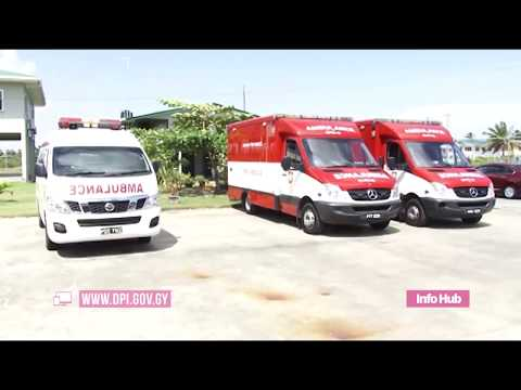 Emergency Medical Services are intensifying its training programme