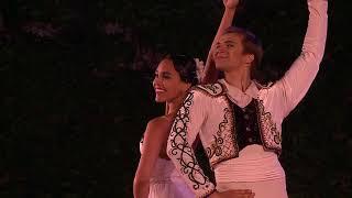 """Amanda Gomes & Mikhail Timaev A.CRAIN """"Laurencia"""", Pas de deux"""