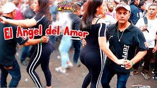 ❤️ El Angel Del Amor ❤️  los tepoz - Cumbia Sonidera / RUTINA SONIDERA - video no oficial