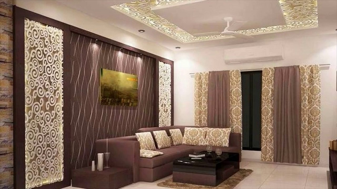 Living Room Designs Kerala Homes kerala style home interior designs - youtube
