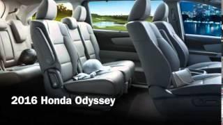 2016 Honda Odyssey from Milton Martin Honda Serving Atlanta, Athens and Gainesville, GA!