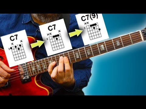 Jazz Chords - The 3 Levels You Need To Know