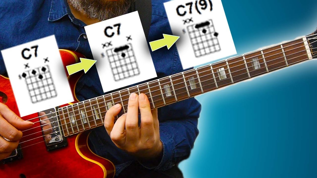 Jazz Chords   The 15 Levels You Need To Know