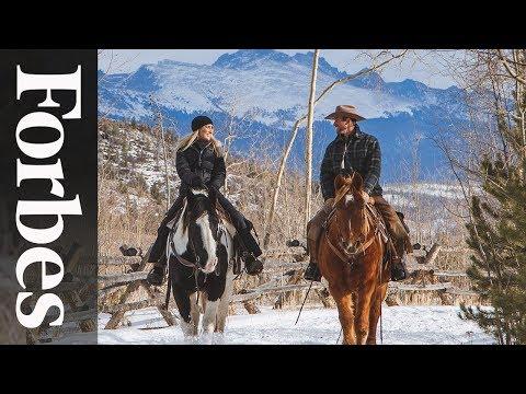 C Lazy U Ranch: Inside A Cowboy Country Club | Forbes Life