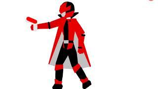 Lupin Ranger Henshin
