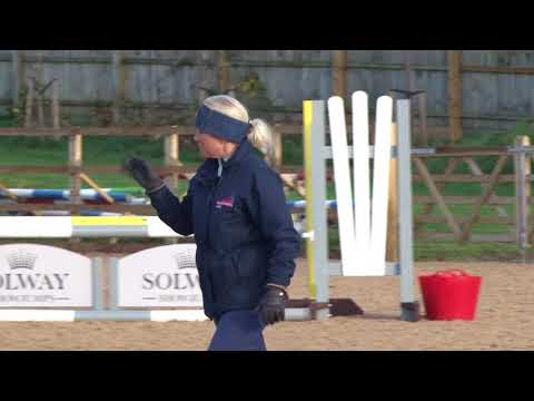 British Showjumping - Training for those returning to affiliated showjumping Part 5