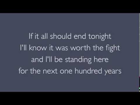 Next 100 Years Bon Jovi lyrics