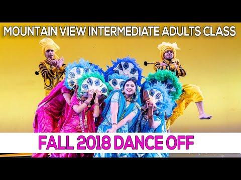 Mountain View Intermediate Adults Class - 2018 Fall Dance Off