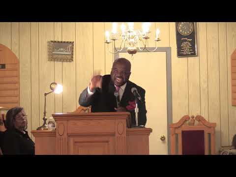 Rev Anthony Carter Friendship Daniel c3 v15