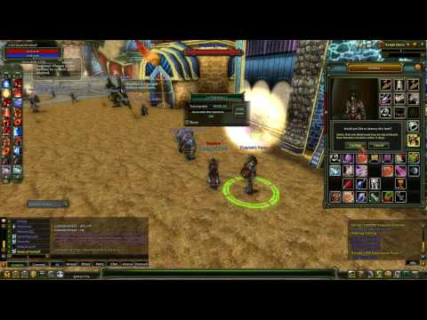 Knight Online Chat Görev Shell