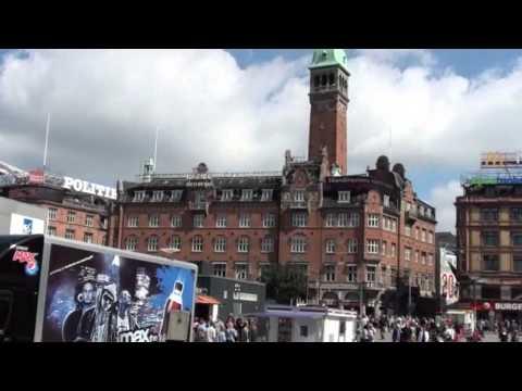 Copenhagen - Rådhuspladsen (City Hall Square)