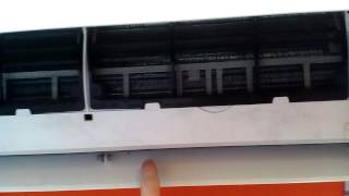 чистка фильтров кондиционера Daikin FTYN(, 2015-09-20T13:22:05.000Z)
