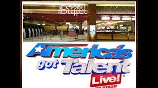 Las Vegas Trip I Excalibur Buffet I Americas Got Talent Live Show