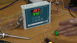 ТРМ32 контролер для опалення і гвп гаряче водопостачання частина 3