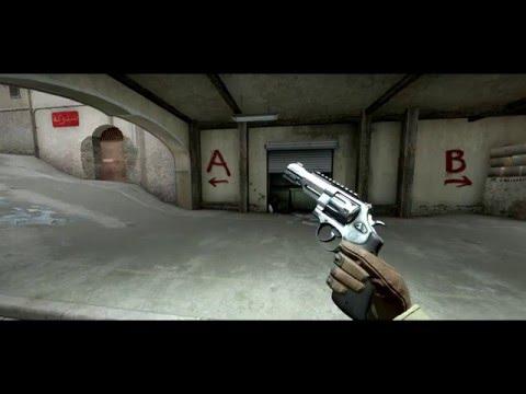 R8 Revolver   INSPECT & ANIMATION