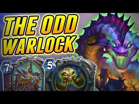 The Odd Warlock that changed the World | Odd Warlock | Hearthstone