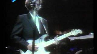 Hard Times - Eric Clapton @ 24 nights, 1990