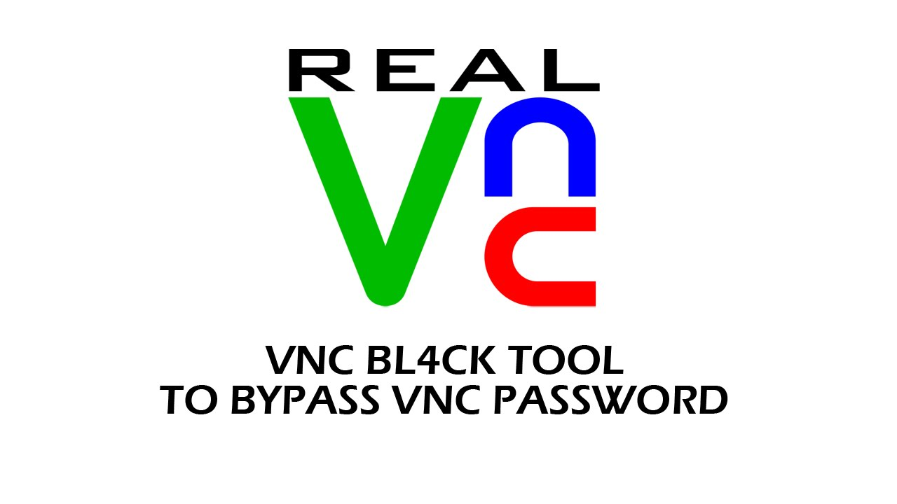 Bl4ck vnc viewer authentication bypass скачать