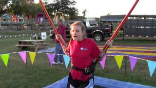 Birthday Party Jumping - Mary Elizabeth Thumbnail
