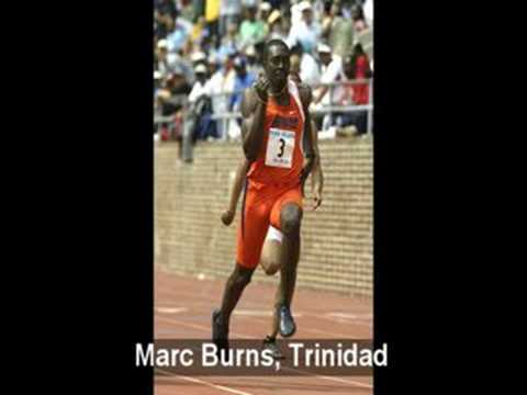Olympic Games Beijing 2008 100 meters Preview