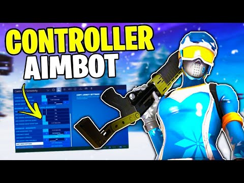 These Aim Assist Settings Give You Aimbot - Fortnite Tips & Tricks