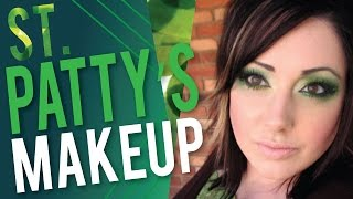 St. Paddy's Day Makeup! | Makeup Geek thumbnail