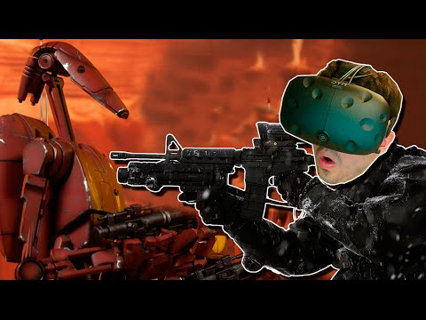 SNIPER EN REALIDAD VIRTUAL!! The Nest (HTC VIVE)