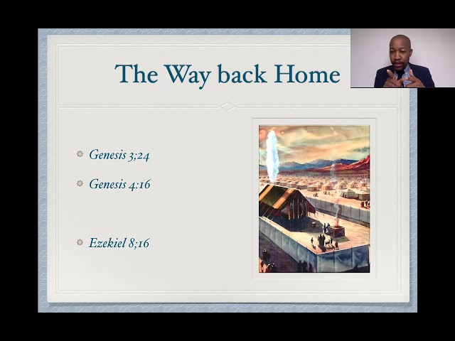 Sanctuary Series (Part 2 of 3) Donald Ndhlovu Sabbath School 06/02/2021