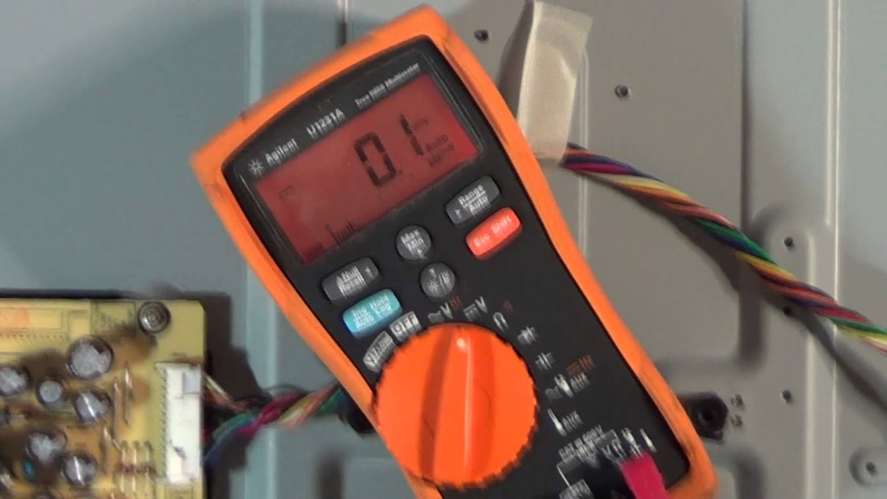 small resolution of troubleshooting lcd led tvs w o a schematic part 1