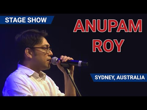 Anupam Roy Live in Sydney Part 1