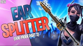 FORTNITE | *NEW* OP SPEAR - EARSPLITTER | Is This REALLY GOD MODE Part 2?