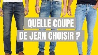 LES 5 COUPES DE JEANS À CONNAITRE | QUELLE COUPE DE JEAN CHOSIR