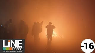 Gilets jaunes Acte 9 - Bordeaux capitale de la contestation / Bordeaux (33) - France 12 janvier 2019