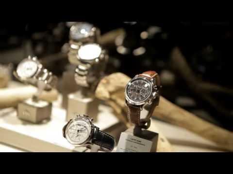 Salon Les Horlogers 2012 - Lepage Joaillier