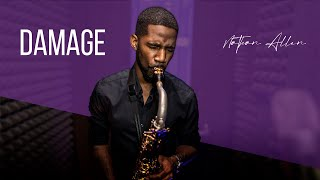 Damage - Saxophone Cover - Nathan Allen