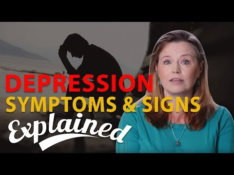 7 Signs Of Depression & Symptoms You Must Know   BetterHelp