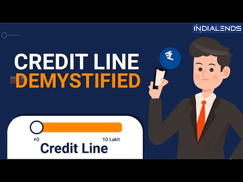 what-is-a-credit-line?-|-indialends