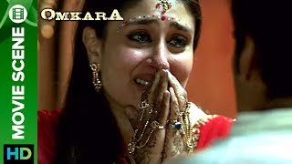 Kareena Kapoor's Award Winning Act | Omkara