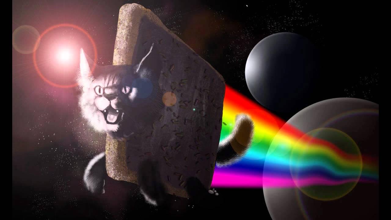 Nyan Cat Koolfoxs Dubstep Remix Youtube