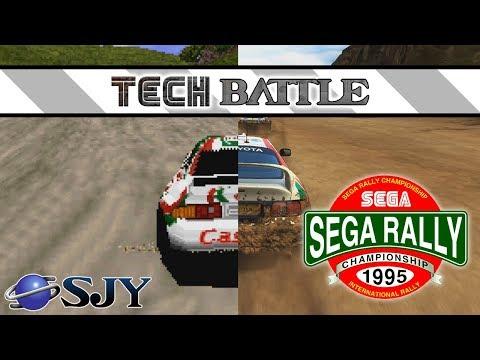 Sega Rally - Retrospective and Comparison [Tech Battle Ep 2]