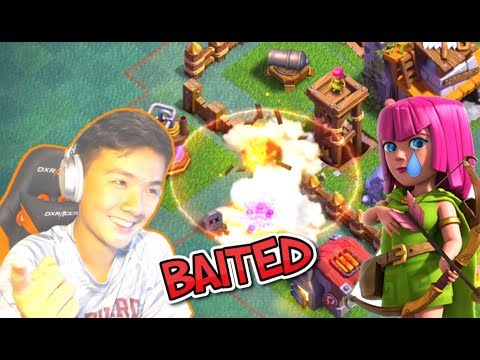 NOPE, ARCHER YOU'RE DEAD. | Clash of Clans Builder Base Gameplay