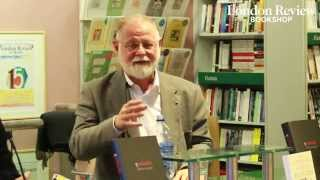 Alberto Manguel talking to John Sutherland about his book 'Curiosity'.